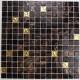 carrelage mosaique salle de bain pate de verre 1m-vog