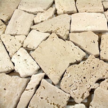Suelo de ducha de piedra antideslizante 1m sigma beige carrelage - Suelos de ducha antideslizantes ...