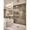 carreau acier inox miroir mur cuisine et salle de bain 1m-brique150-miroir