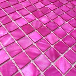 mosaico de nacar para baño y ducha 1m Nacarat Rose