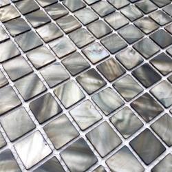 mosaico pared baño y suelo ducha en nacra 1m Nacarat Gris