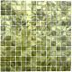 tile shell mosaic shower and bathroom 1m nacarat vert