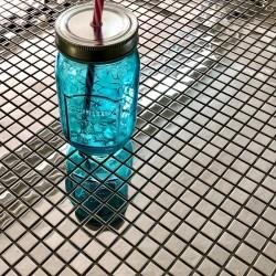 Baldosas metal mosaico espejo muro cocina y sala de baño miroir15
