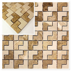 sample stone mosaic tile model mp-sonal