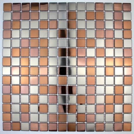 carreaux mosaique mur et sol salle de bain et cuisine in-stretto