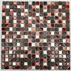 tile mosaic stone and glass cheap mvp-lava