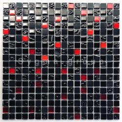 mosaico azulejo de vidrio y piedra Agati