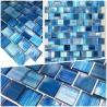sample glass mosaic model drio bleu