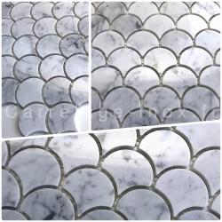 azulejo baño muestra mosaico marmaol ducha piedra TIMPA