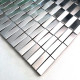 3D steel wall tiles Shelter