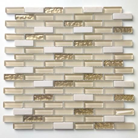 Backsplash kitchen tiles kitchen mosaic glass and stone Aramis