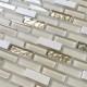 crédence cuisine carrelage cuisine mosaïque verre et pierre Aramis