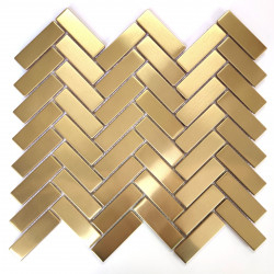 mosaic stainless steel backsplash kitchen stainless steel Rexit Or