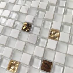 mosaic tile wall kitchen backsplash and bathroom 1m GLOW