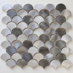 Cocina y baño de pared de mosaico de alumin Xenia