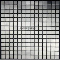 Mosaique et carrelage inox 1 m2 regular 20