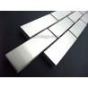 Listel inox mosaique carrelage frise acier metal BRIQUE 64