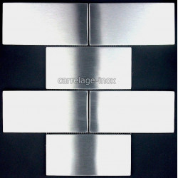 mosaic and tiled floors, stainless steel kitchen brique150