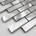 muestra aluminio azulejo