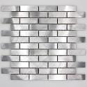 mosaique aluminium m2
