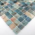 mosaic vidrio muestra